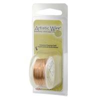 Artistic Wire 32-Gauge Non-Tarnish Brass Wire 30-Yards