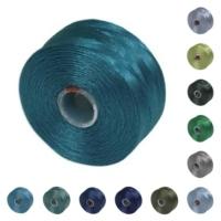 Nymo Bead Thread Size D Dark Mixture 41761 10 bobbins